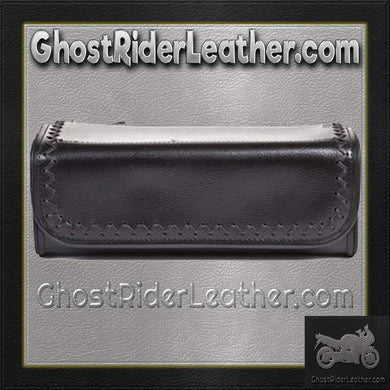 Motorcycle Tool Fork Bag 12 Inches / SKU GRL-TB3005-12-DL-tool bag-Ghost Rider Leather