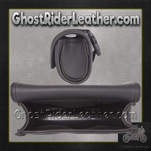 Motorcycle Windshield Bag / SKU GRL-WS10-DL - Ghost Rider Leather