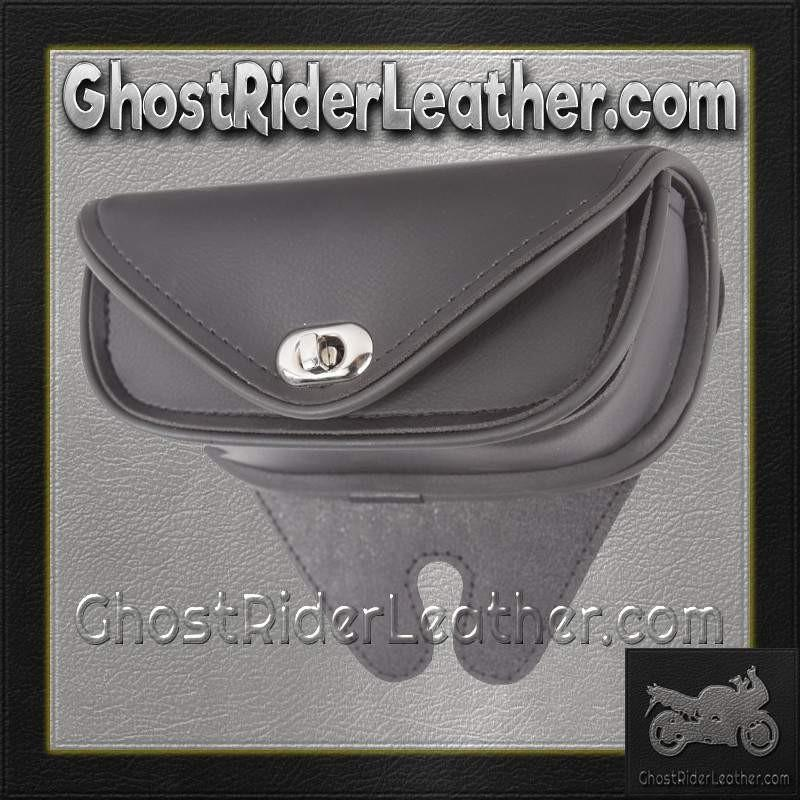 Motorcycle Windshield Bag Plain / SKU GRL-WS22-DL-windshield bag-Ghost Rider Leather