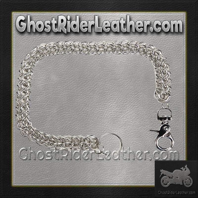 Wallet Chain for Biker Wallets / SKU GRL-WTC4-DL