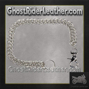 Wallet Chain for Biker Wallets / SKU GRL-WTC4-DL - Ghost Rider Leather