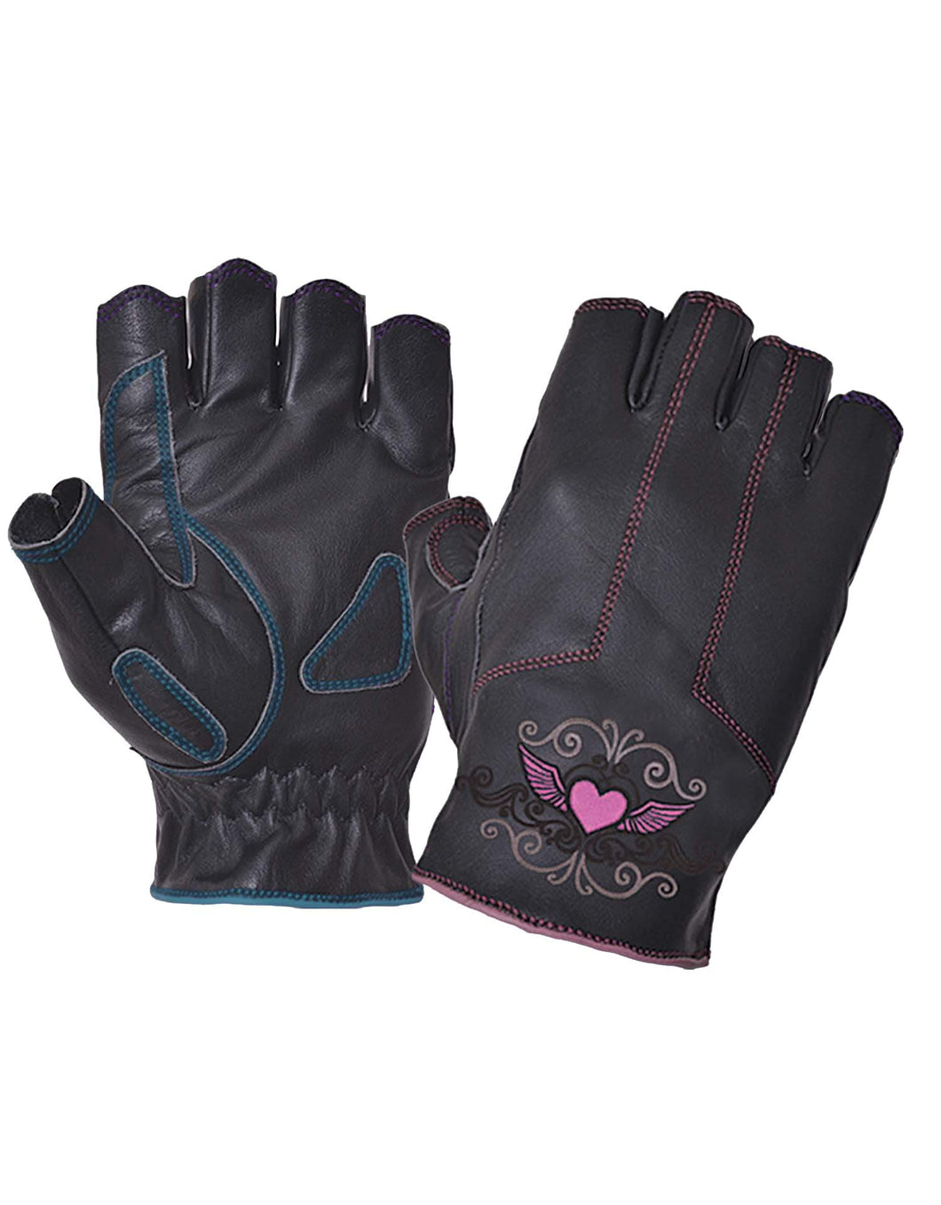 UNIK Ladies Fingerless Gloves