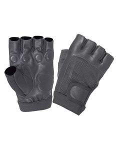 UNIK Fingerless Leather Gloves