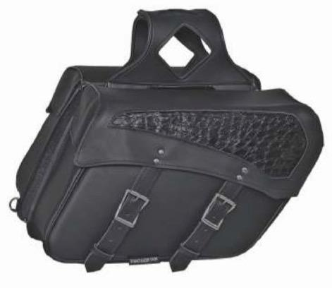UNIK PVC Saddle Bag