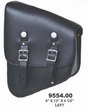UNIK Swing Arm Bag - Ghost Rider Leather