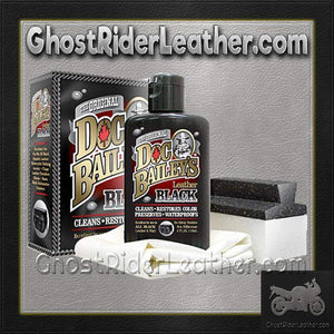 Doc Bailey's Leather Black Cleaner and Conditioner Kit / SKU GRL-AL3350-AL-leather jacket-Ghost Rider Leather
