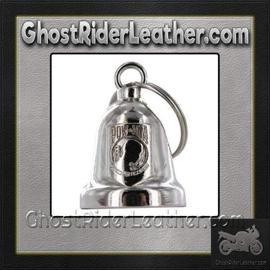 POW MIA - Motorcycle Ride Bell - SKU GRL-BLC18-DL - Ghost Rider Leather