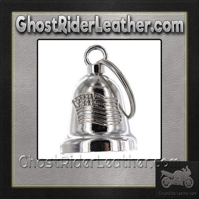 American Flag - Motorcycle Ride Bell - SKU GRL-BLC21-DL-motorcycle ride bell-Ghost Rider Leather