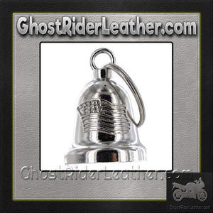 American Flag - Motorcycle Ride Bell - SKU GRL-BLC21-DL - Ghost Rider Leather