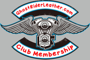 Club Memberships With Mystery Gifts - Join Now - GhostRiderLeather.com