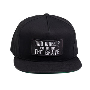 TWTG Hat - Ghost Rider Leather