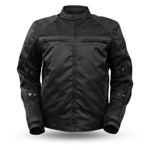 Textile Explorer - Men's Motorcycle Jacket - Ghost Rider Leather