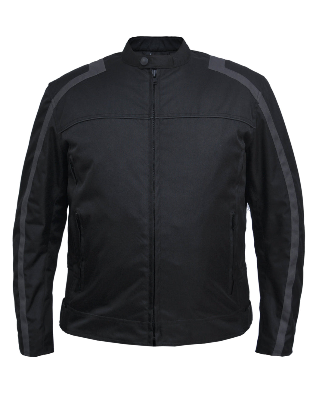 UNIK Men's Nylon Textile Jacket