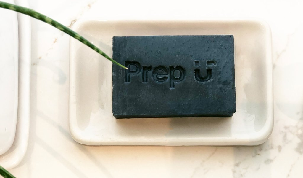 Prep U | Charcoal Bar Unscented