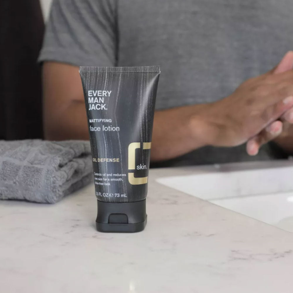 Everyman Jack Face Lotion Review | The Prepster