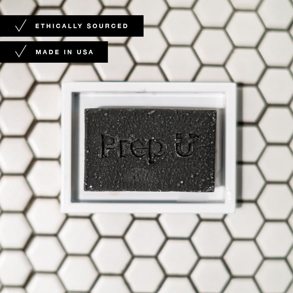 Prep U Ethically Sourced and Made in USA
