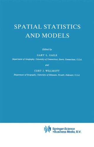 Spatial Statistics and Models (Theory and Decision Library)