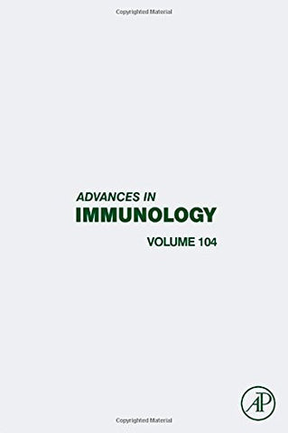 Advances in Immunology, Volume 104