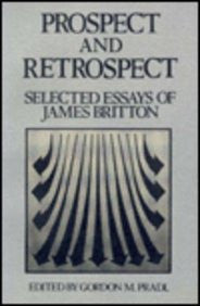 Prospect and Retrospect