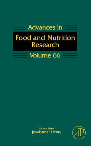 Advances in Food and Nutrition Research, Volume 66