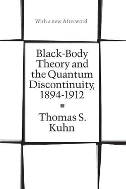 Black-Body Theory and the Quantum Discontinuity, 1894-1912