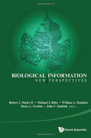 Biological Information: New Perspectives