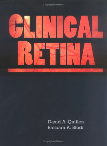 Clinical Retina (Book ) [With CDROM]