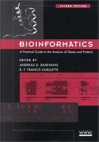 Bioinformatics: A Practical Guide to the Analysis of Genes and Proteins, Second Edition