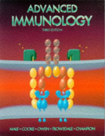 Advanced Immunology, 3rd, 1996, Mosby