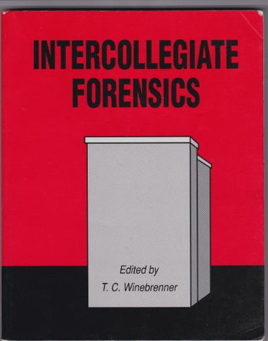 Intercollegiate Forensics