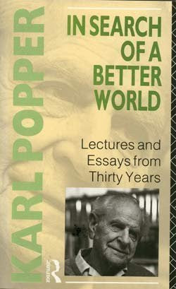 In Search of a Better World: Lectures and Essays from Thirty Years