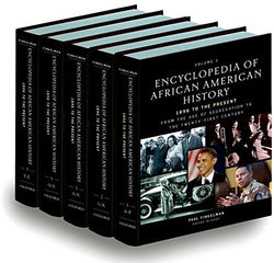 Encyclopedia of African American History, 1896 to the Present: From the Age of Segregation to the Twenty-first Century Five-volume set