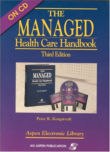 Managed Health Care Handbook