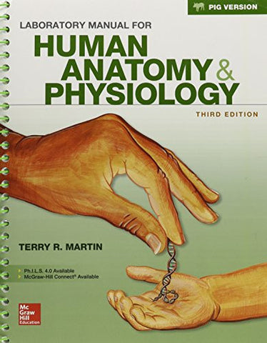 Combo: Lab Manual for Human Anatomy & Physiology, Fetal Pig Version with Connect Access Card
