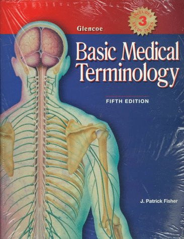 Basic Med Terminology W/Study Tape