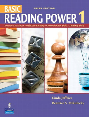 Basic Reading Power 1, 3rd Edition: Extensive Reading, Vocabulary Building, Comprehension Skills, Thinking Skills