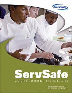 ServSafe Coursebook, Fourth Edition (does not include the Certification Exam Answer Sheet)