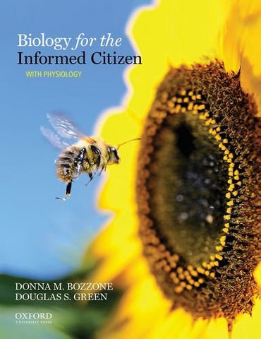 Biology for the Informed Citizen with Physiology, Study Guide