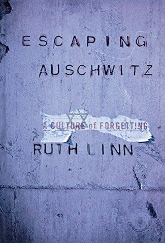 Escaping Auschwitz: A Culture of Forgetting (Psychoanalysis and Social Theory)