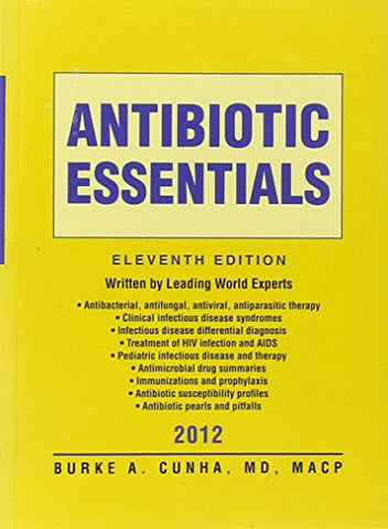 Antibiotic Essentials 2012