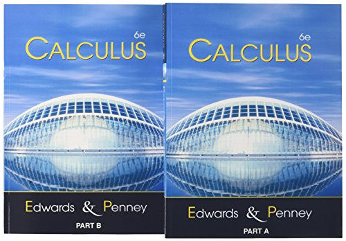 Calculus (6th Edition)