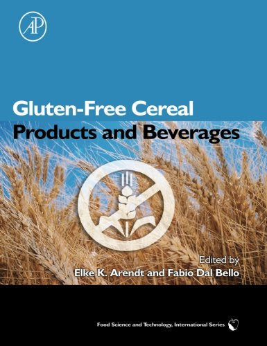 Gluten-Free Cereal Products and Beverages (Food Science and Technology)