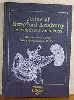 Atlas Surg Anatomy Gen Surgeo CB