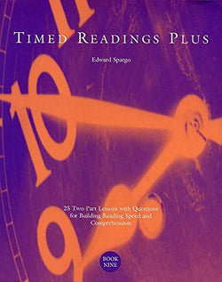 Timed Readings Plus: Book 8