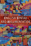 English Syntax and Argumentation, Second Edition (Modern Linguistics)