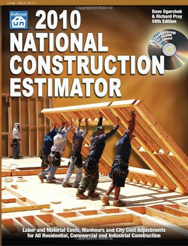 2010 National Construction Estimator (National Construction Estimator (W/CD))