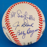 Brooklyn Dodger Greats Signed Official National League Baseball (7)