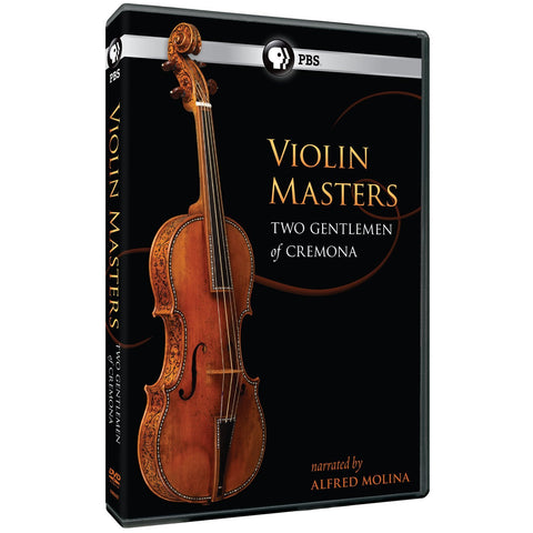 PBS's Violin Masters, Two Gentlemen of Cremona DVD