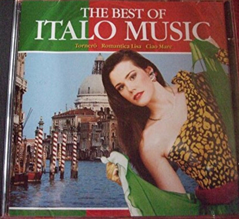 The Best of Italo Music CD