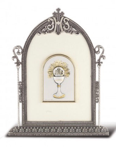 First Communion Chalice plaque from Italy